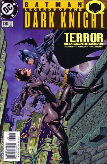 Batman: Legends of the Dark Knight 138-A by DC