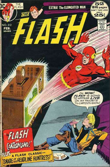 Flash (1959) 212-A by DC