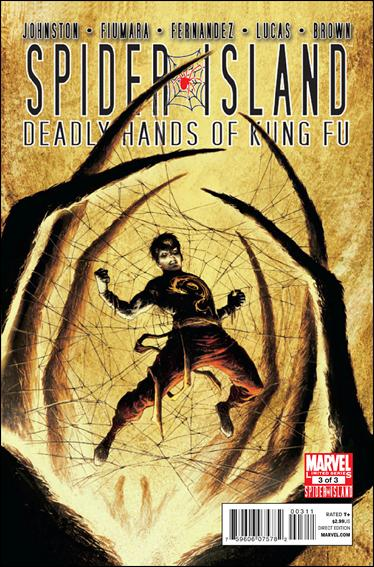 Spider-Island: Deadly Hands of Kung Fu 3-A by Marvel