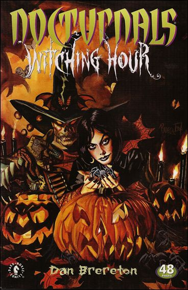 Nocturnals: Witching Hour 1-A by Dark Horse