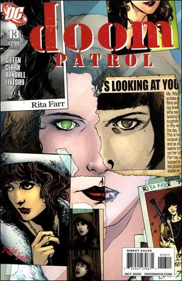Doom Patrol (2009) 13-A by DC