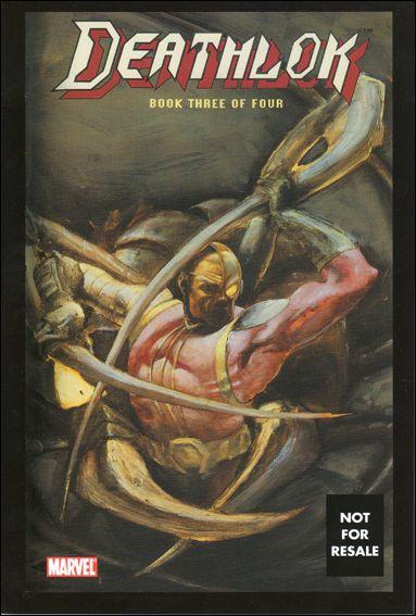 Deathlok (1990) 3-B by Marvel