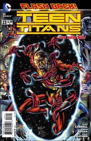 Teen Titans (2011) 23-A