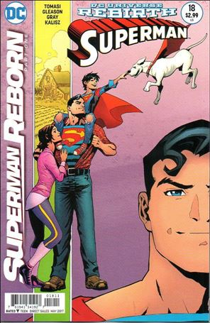 Superman (2016) 18-A