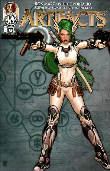 Artifacts (2010) 6-B by Top Cow