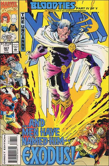 Uncanny X-Men (1981) 307-A by Marvel