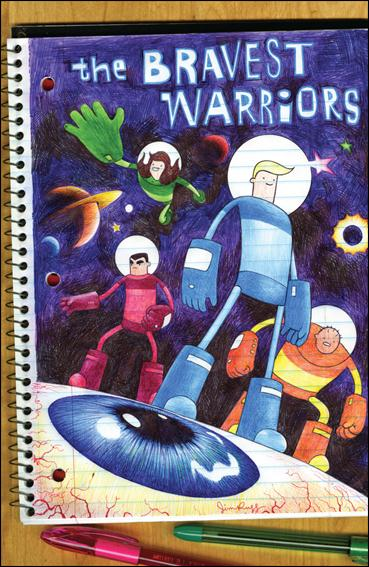 Bravest Warriors 1-D by Kaboom!