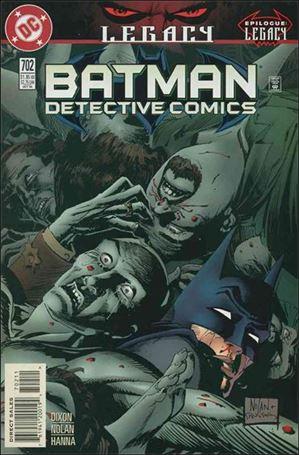 Detective Comics (1937) 702-A