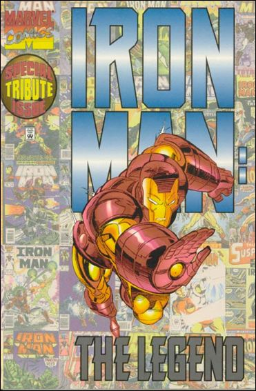 Iron Man: The Legend 1-A by Marvel