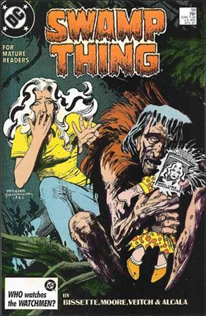 Swamp Thing (1986) 59-A