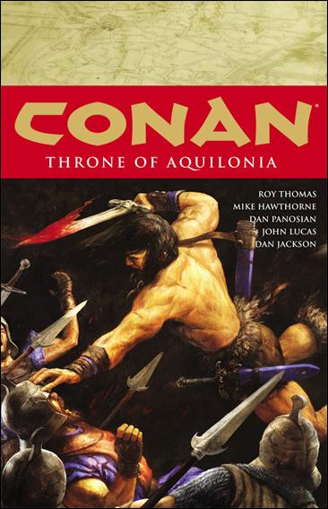 Conan 12-A by Dark Horse