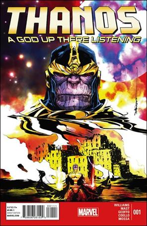 Thanos: A God Up There Listening 1-A