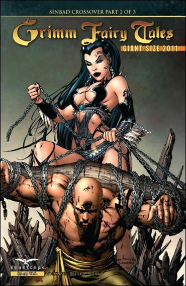Grimm Fairy Tales Giant-Size 2-A by Zenescope Entertainment