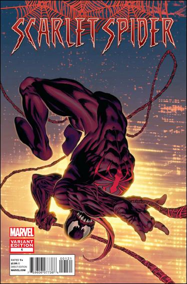 Scarlet Spider (2012) 1-D by Marvel