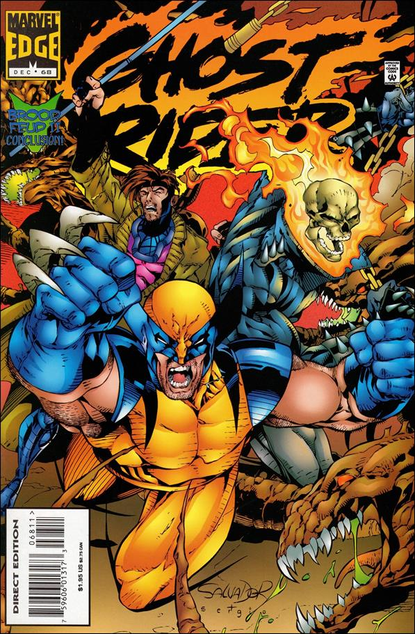Ghost Rider (1990) 68-A by Marvel