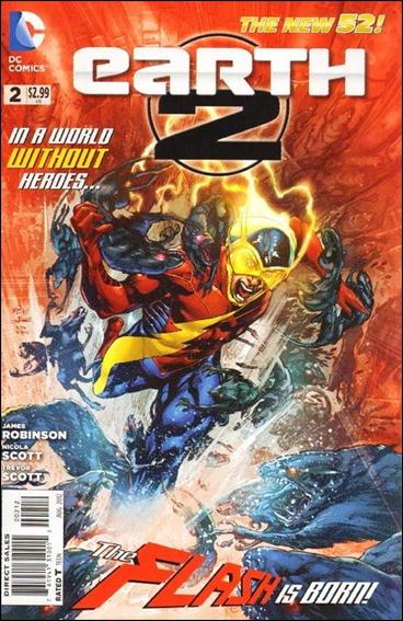 Earth 2 2-C by DC