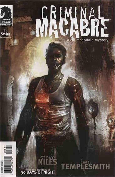Criminal Macabre: A Cal McDonald Mystery 5-A by Dark Horse