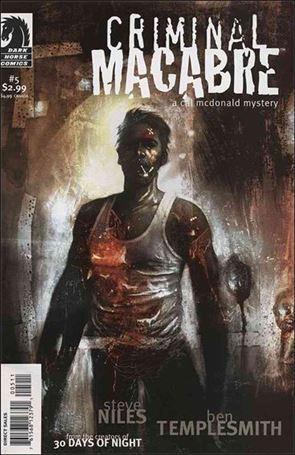 Criminal Macabre: A Cal McDonald Mystery 5-A
