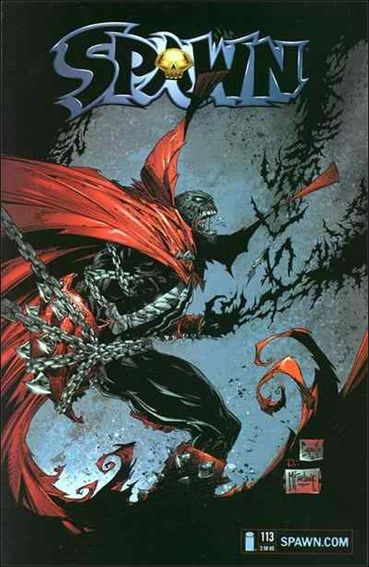 Spawn 113-A by Image
