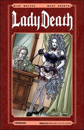 Lady Death (2010) 26-E