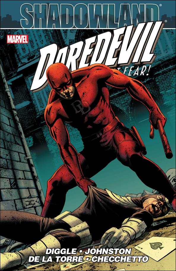 Shadowland: Daredevil nn-A by Marvel
