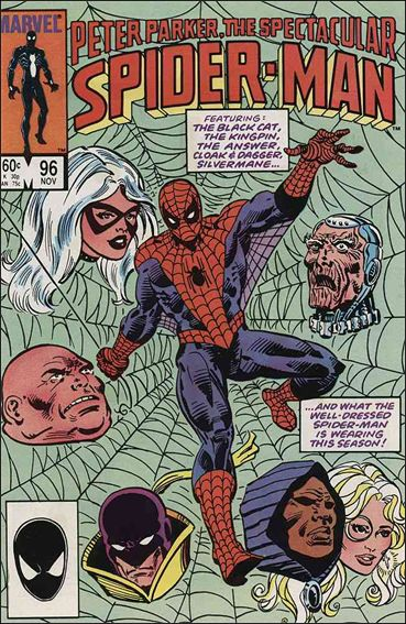 Spectacular Spider-Man (1976) 96-A by Marvel