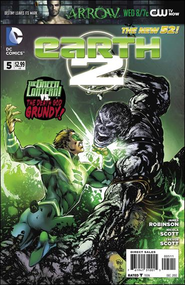 Earth 2 5-A by DC