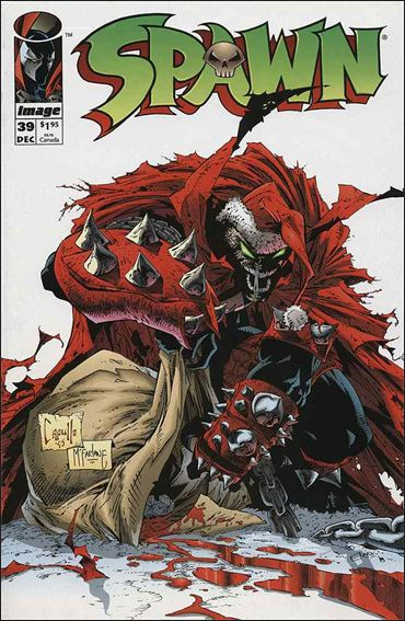 Spawn 39-A by Image