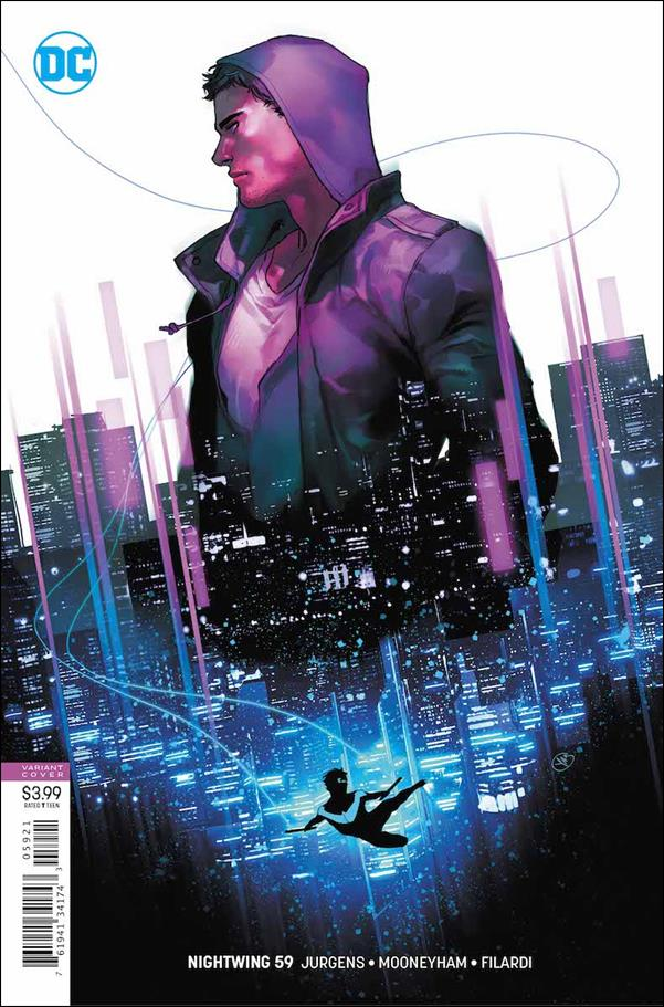 Nightwing (2016) 59-B by DC