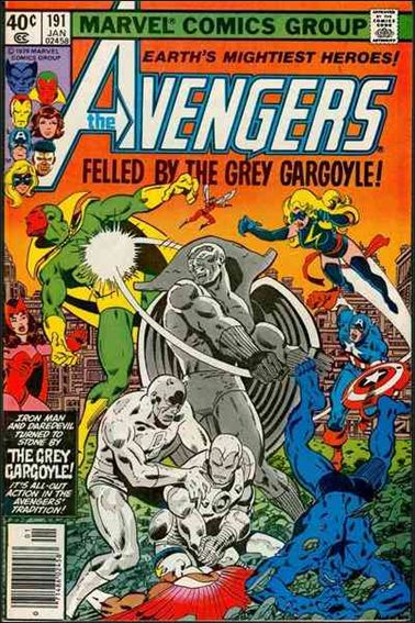 Avengers (1963) 191-A by Marvel