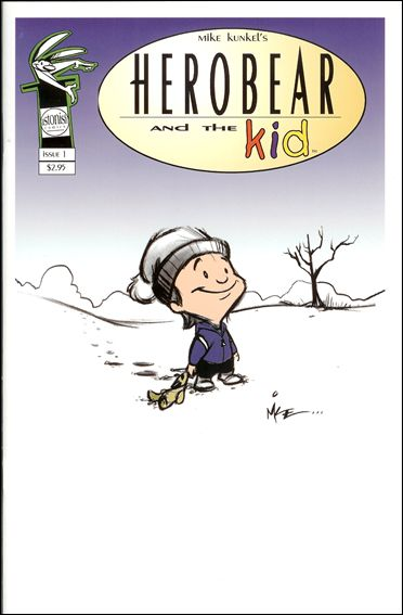 Herobear and the Kid 1-A by Astonish Comics