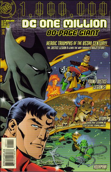 DC One Million 80-Page Giant 1,000,000-A by DC
