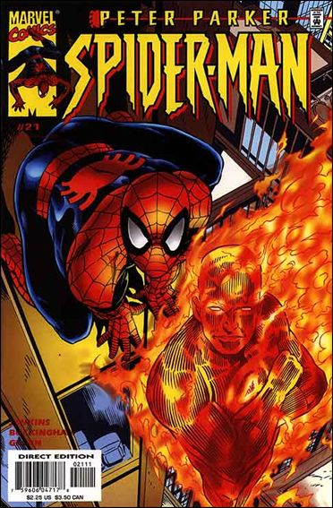 Peter Parker: Spider-Man 21-A by Marvel