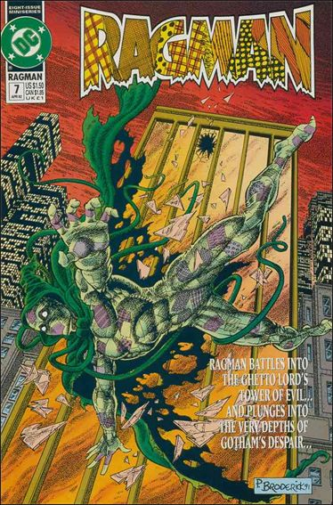 Ragman (1991) 7-A by DC
