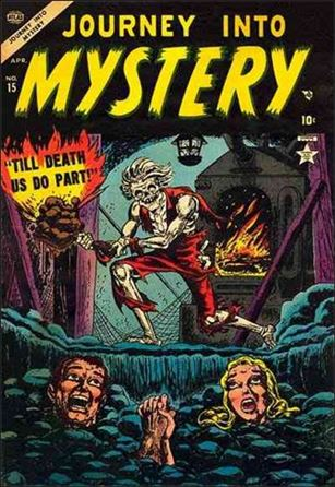 Journey into Mystery (1952) 15-A