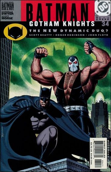 Batman: Gotham Knights 34-A by DC