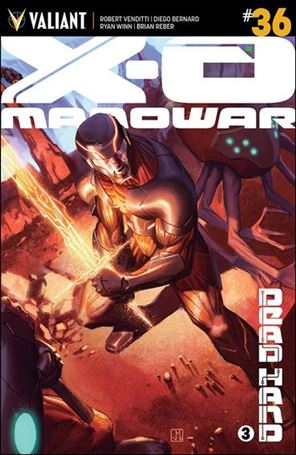 X-O Manowar (2012)  36-B