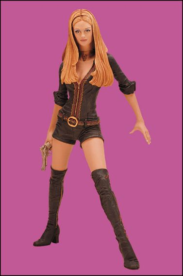 Austin Powers (Series 1) Felicity Shagwell by McFarlane Toys