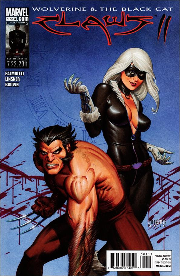 Wolverine & Black Cat: Claws 2 1-A by Marvel