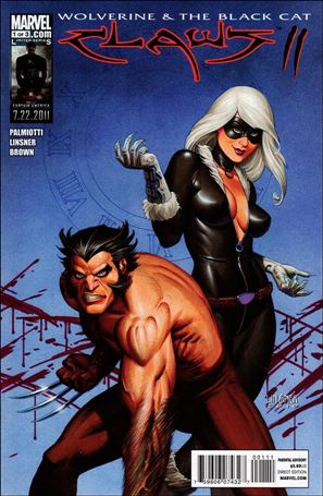 Wolverine & Black Cat: Claws 2 1-A