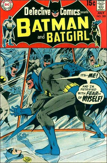 Detective Comics (1937) 389-A by DC