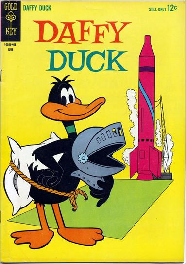 Daffy Duck (1959) 37-A by Gold Key