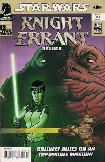 Star Wars: Knight Errant - Deluge 5-A by Dark Horse