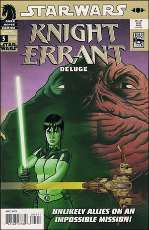 Star Wars: Knight Errant - Deluge 5-A