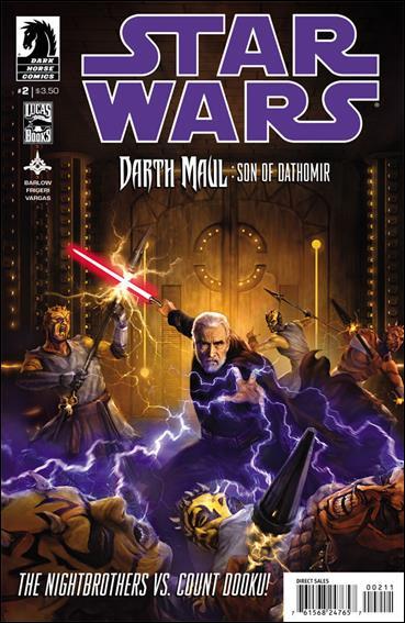 Star Wars: Darth Maul - Son of Dathomir 2-A by Dark Horse