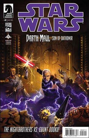Star Wars: Darth Maul - Son of Dathomir 2-A