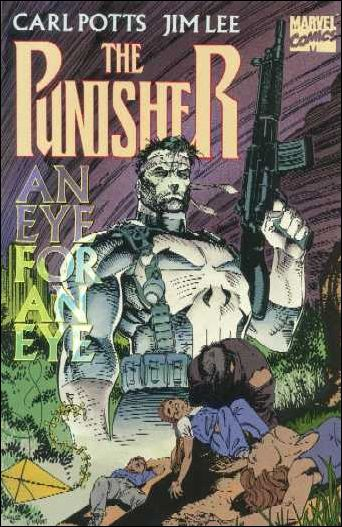 Punisher: An Eye for an Eye 1-A by Marvel