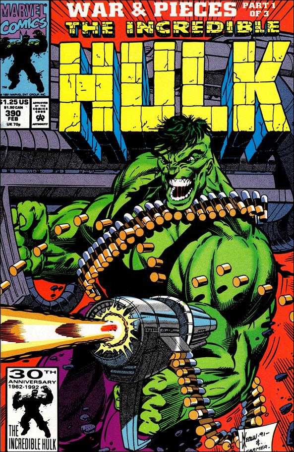 Incredible Hulk (1968) 390-A by Marvel