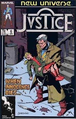 Justice (1986) 6-A