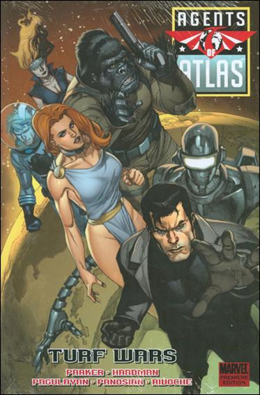 Agents of Atlas: Turf Wars nn-A by Marvel